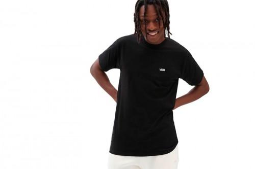Camiseta Vans CAMISETA CON BOLSILLO NEW VARSITY POCKET Negra