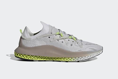 Zapatillas adidas 4D FUSIO gris