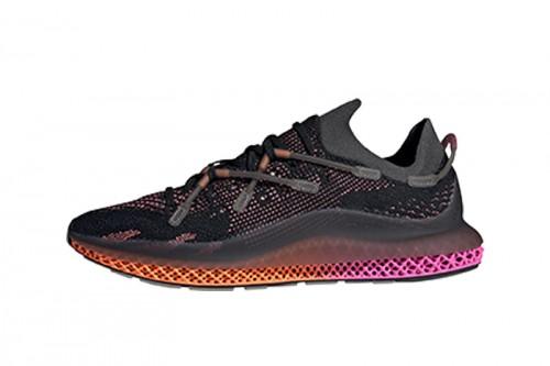 Zapatillas adidas 4D FUSIO Negra