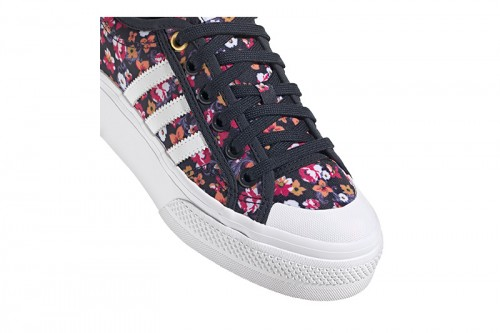 Zapatillas adidas NIZZA PLATFORM W Multicolor