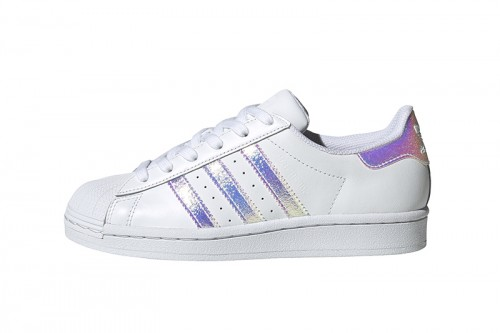 Zapatillas adidas Superstar J Blancas