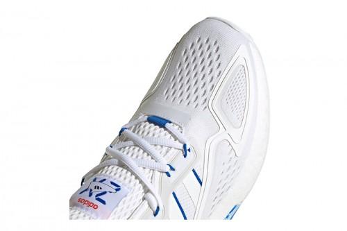 Zapatillas adidas ZX 2K BOOST Blanca