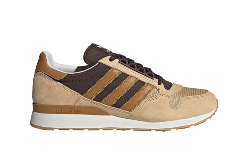 Zapatillas adidas ZX 500 Marrones