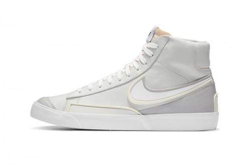 Zapatillas Nike Blazer Mid '77 Infinite Blancas