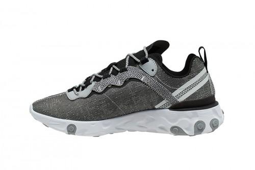 Zapatillas Nike React Element 55 SE Grises