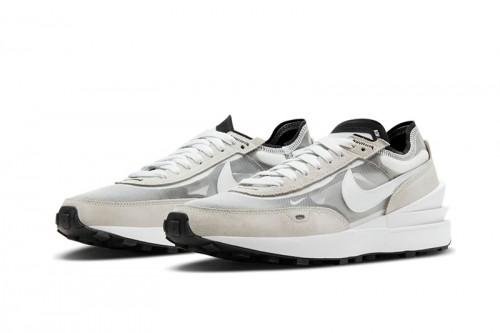 Zapatillas Nike Waffle One Blancas