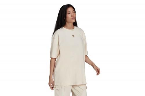 Camiseta adidas SS Blanca