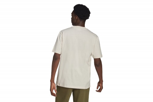 Camiseta adidas TRF A33 blanca