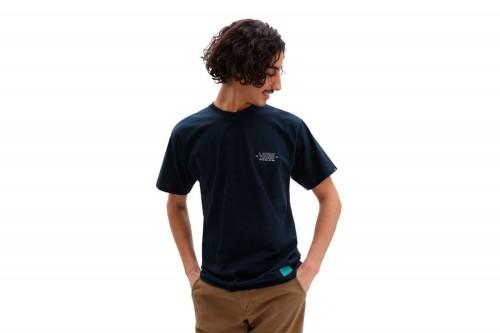 Camiseta Vans SEQUENCE azul