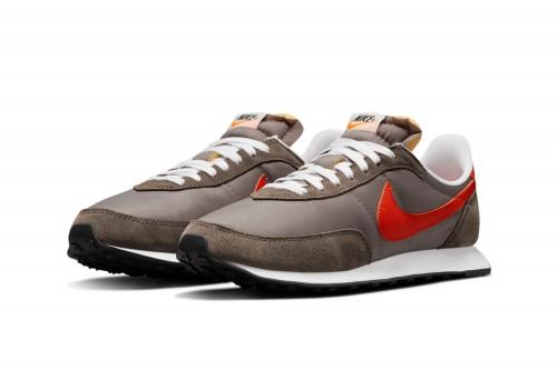 Zapatillas Nike Waffle Trainer 2 Marrones