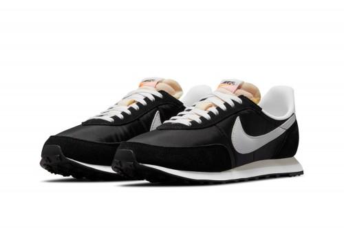 Zapatillas Nike Waffle Trainer 2 Negras