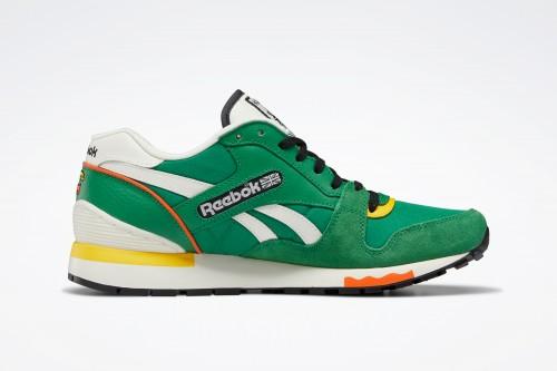 Zapatillas Reebok GL6000 KEITH HARING Verdes