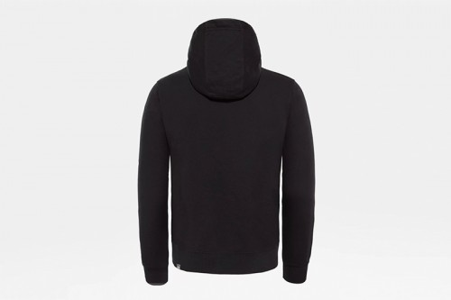 Sudadera The North Face M LT DREW PEAK PO HD negra