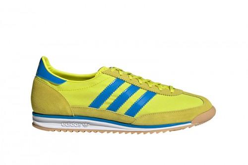 Zapatillas adidas SL 72 Amarillas
