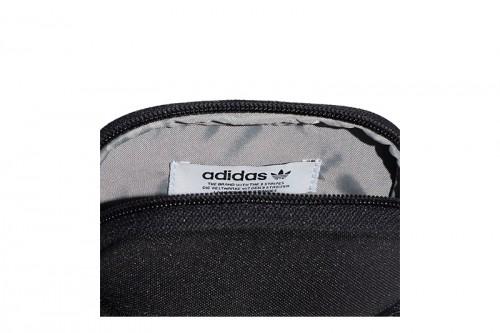 Bolso adidas TREFOIL FESTIVAL negro