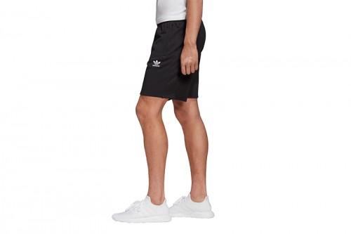 Pantalón adidas LOUNGEWEAR TREFOIL ESSENTIAL negro