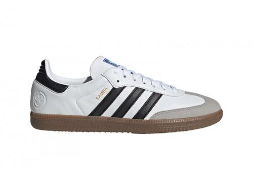 Zapatillas adidas SAMBA VEGAN Blancas