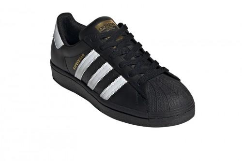 Zapatillas adidas SUPERSTAR J Negras