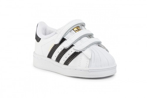 Zapatillas adidas SUPERSTAR CF I Blancas