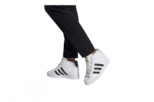 Zapatillas adidas SUPERSTAR UP W Blancas