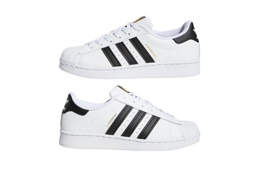 Zapatillas adidas SUPERSTAR C Blancas