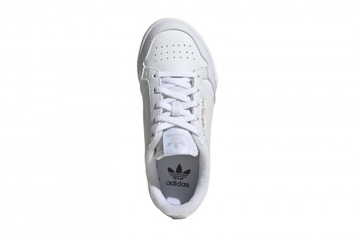 Zapatillas adidas CONTINENTAL 80 C    FTWWHT/FTWWHT/CBLACK Blancas