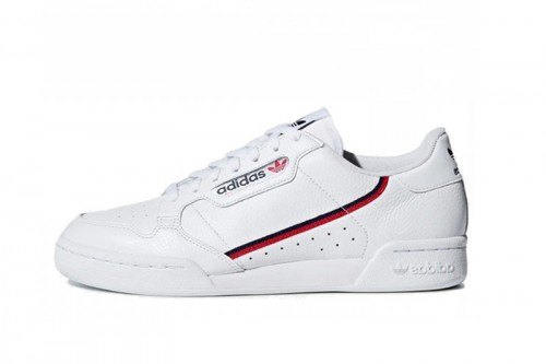Zapatillas adidas CONTINENTAL 80 Blancas