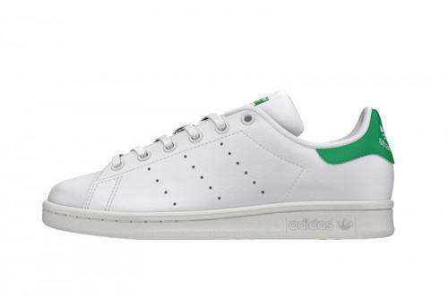 Zapatillas adidas STAN SMITH UNISEX Blancas