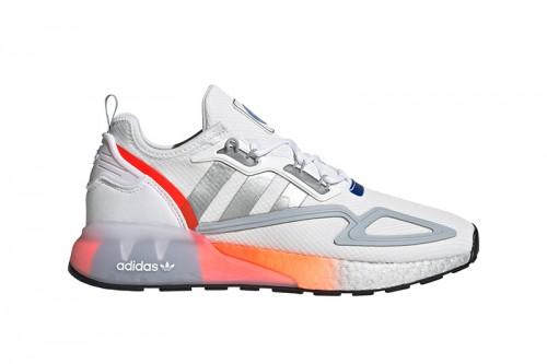 Zapatillas adidas ZX 2K BOOST Grises