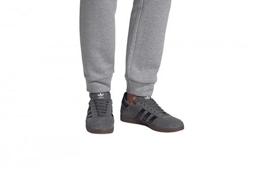 Zapatillas adidas GAZELLE Grises