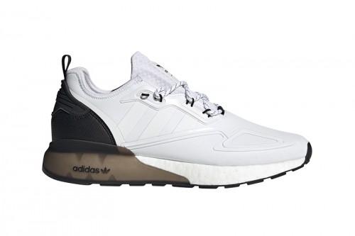 Zapatillas adidas ZX 2K BOOST Blancas