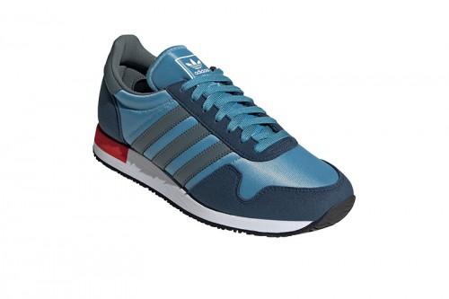 Zapatillas adidas USA 84 Azules