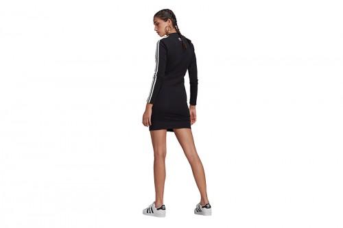 Vestido adidas HER STUDIO negro
