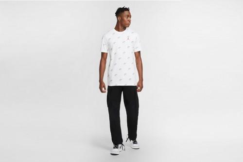 Camiseta Nike Jordan Jumpman Blancas