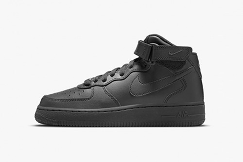 Zapatillas Nike Air Force 1 Mid LE Negras