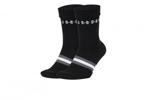 Calcetines Nike Jordan Legacy Crew negros