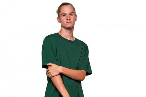 Camiseta SS ORIGINAL HM TEE Verde