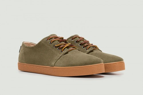 Zapatos POMPEII HIGBY KHAKI CARAMEL HYDRO Verde