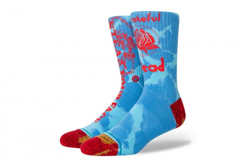 Calcetines Stance SUNSHINE DAY DREAM Azules