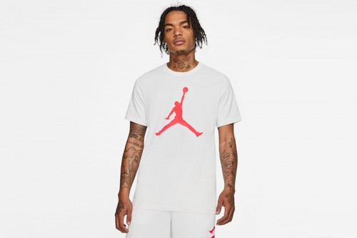 Camiseta Jordan Jumpman Blanca