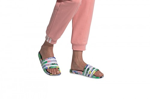 Chanclas adidas ADILETTE Multicolor
