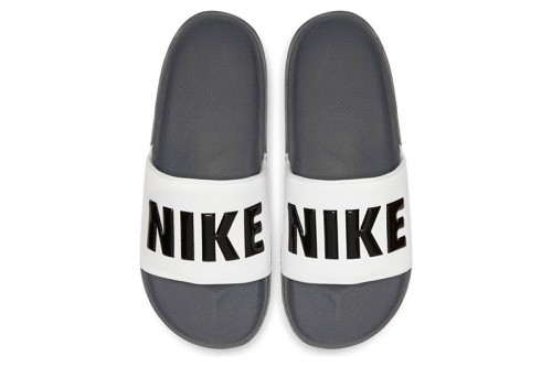 Chanclas Nike Offcourt Negras
