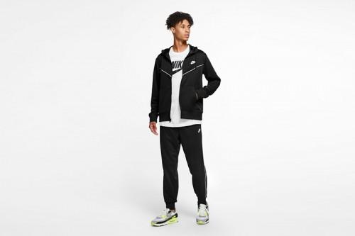 Chaqueta Nike Sportswear negra