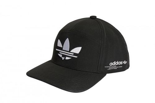Gorra adidas AC BOLD SNAPBAC Negra