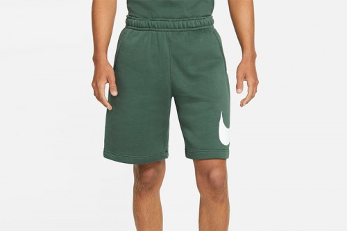 pantalones cortos Nike Sportswear Club Verdes