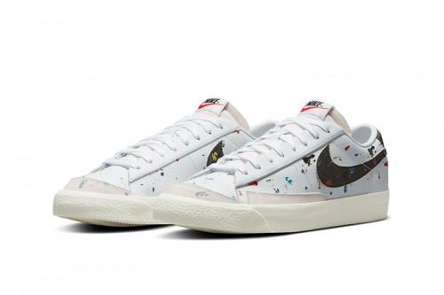 Zapatillas Nike Blazer Low '77 Blancas