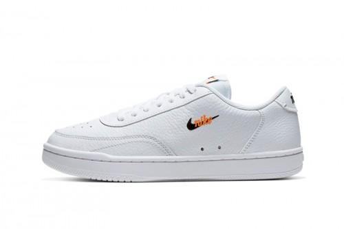 Zapatillas Nike Court Vintage Premium Blancas