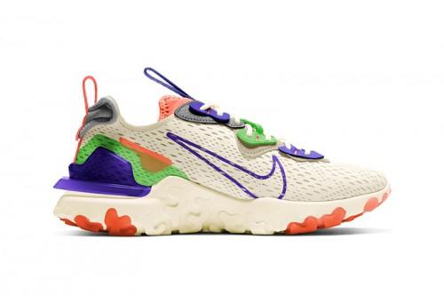 Zapatillas Nike React Vision Multicolor