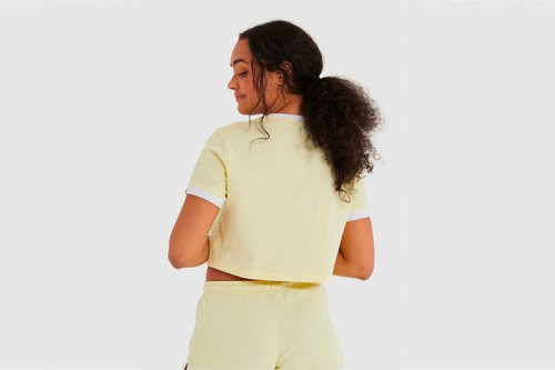 Camiseta Ellesse DERLA amarilla