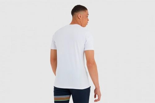 Camiseta Ellesse DICE blanca